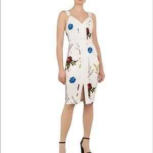 Ted Baker - Amylia Berry Sundae Sheath Dress